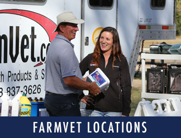 FarmVet is committed to Horse Health from Horse Shows to Warehouse locations we will be there for you and your horses.