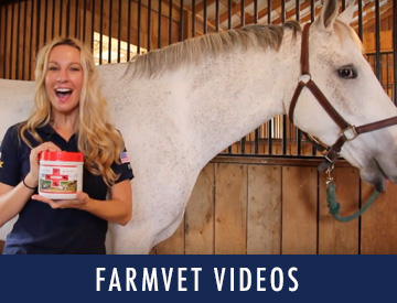 See all FarmVet YouTube videos with tutorials and exclusive products.