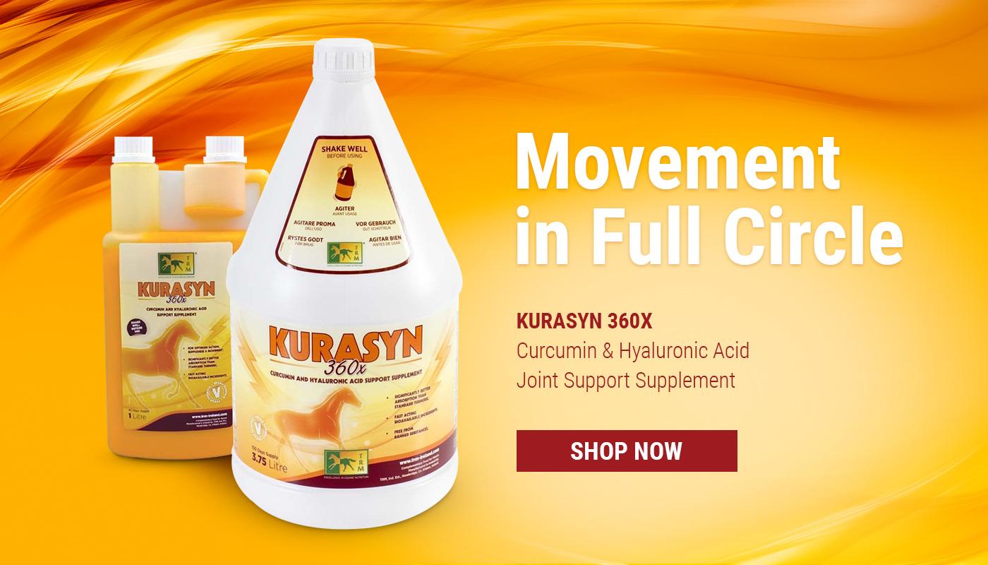 Kurasyn TRM Horse Supplement