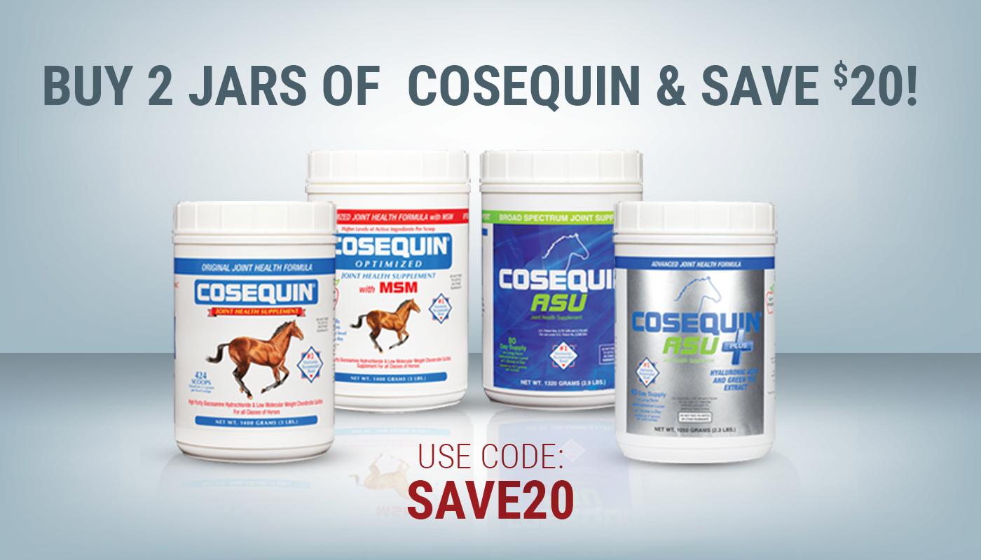 Cosequin on Sale at FarmVet