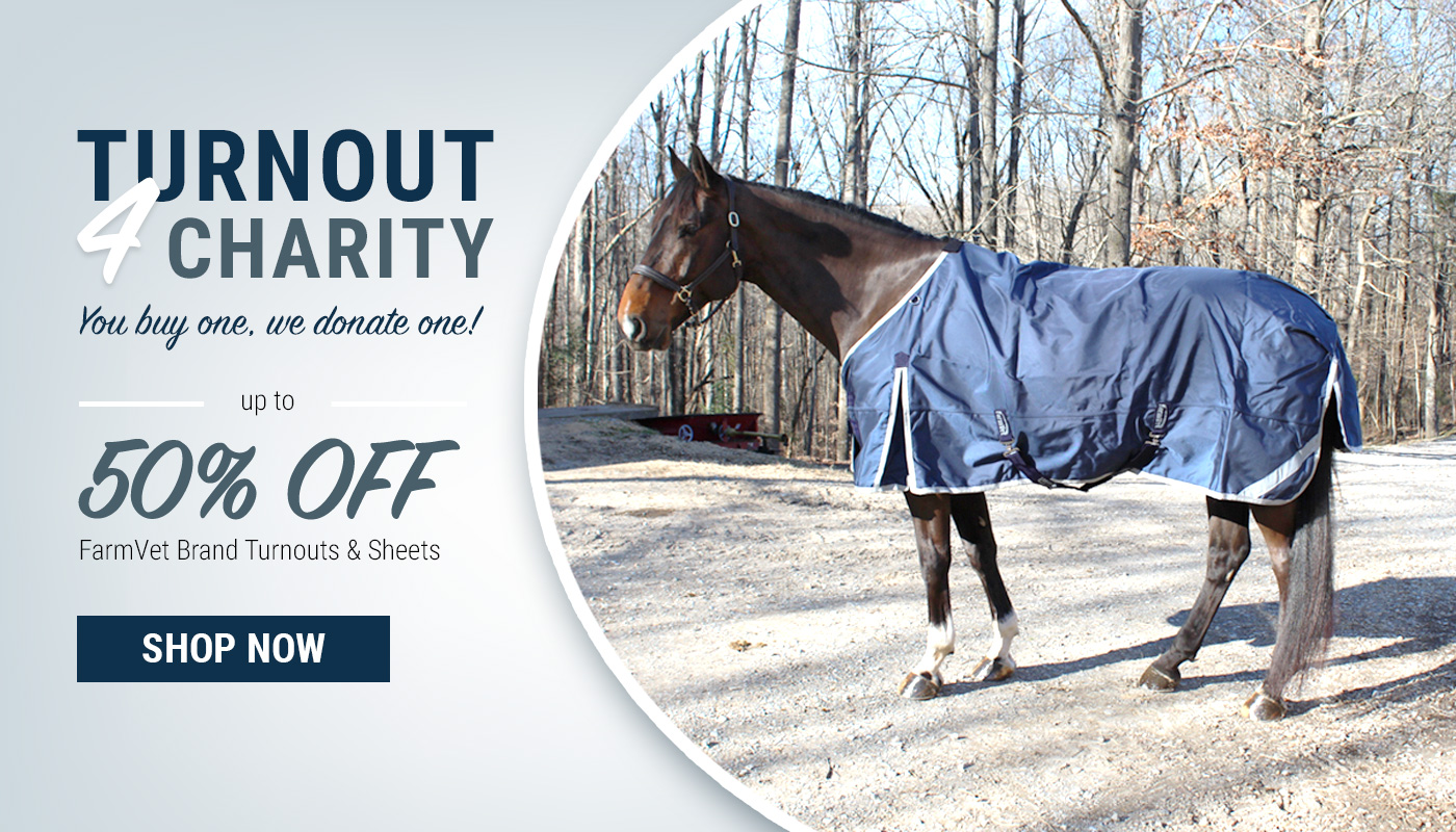 Blankets up to 50% OFF at FarmVet