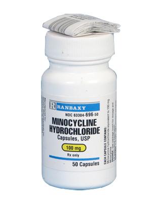 Minomycin 50 Mg