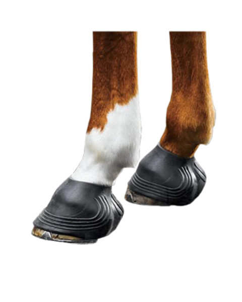 Acavallo No Turn Hoof Boots