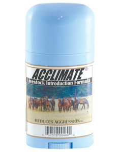 Acclimate for horses