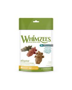 Whimzees Alligator Dental Dog Treats