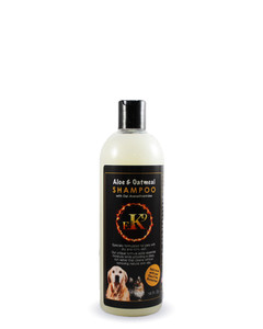 Aloe Oatmeal Pet Shampoo