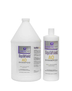 Aloe and Oatmeal Shampoo from Kinetic Vet