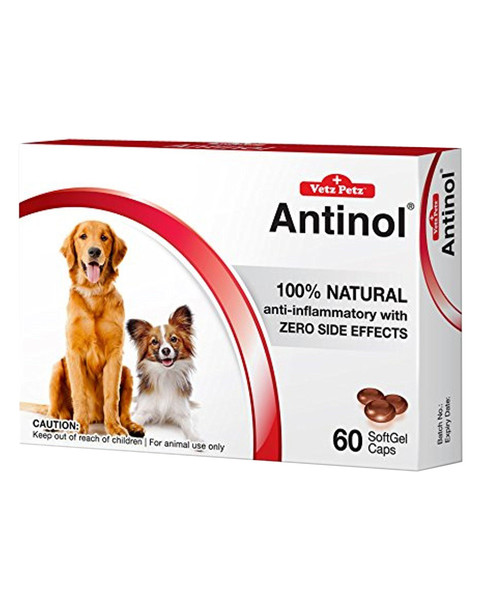 Antinol Soft Gels for Dogs