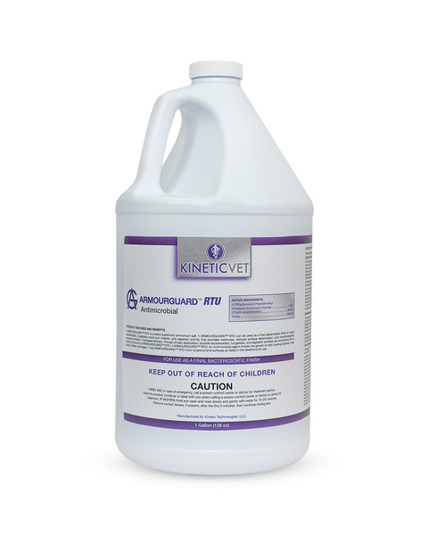ArmourGuard RTU anti-microbial solution