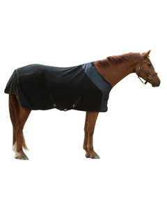 Back on Track Fleece Blanket