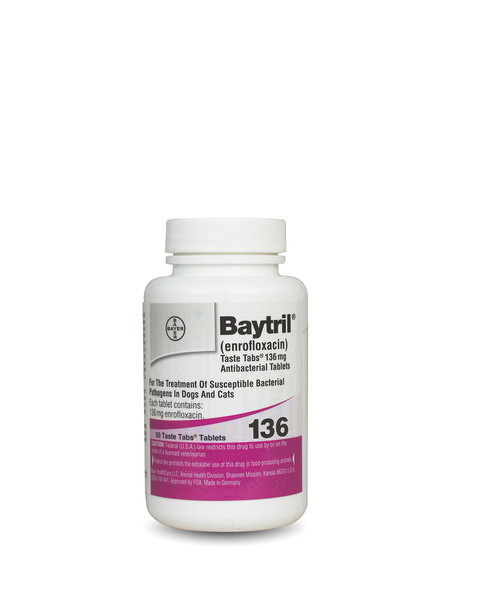 Baytril Taste Tablets