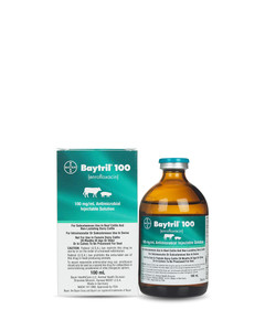 Baytril 100mg/mL