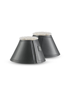 EquiFit Essential Bell Boot w/ Sheepswool Top
