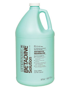 Betadine 5% Solution