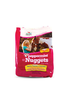 Bite Size Nuggets Peppermint