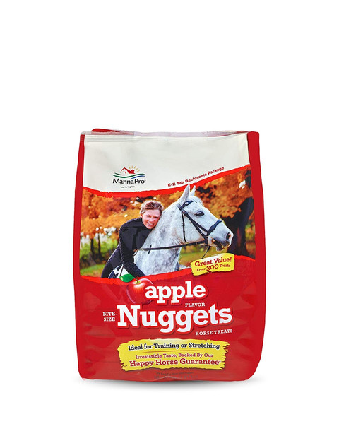 Bite Size Nuggets Apple