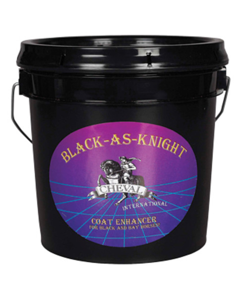 Cheval Black As Knight Show Formula