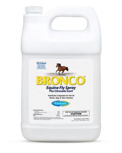 Farnam's Bronco fly spray