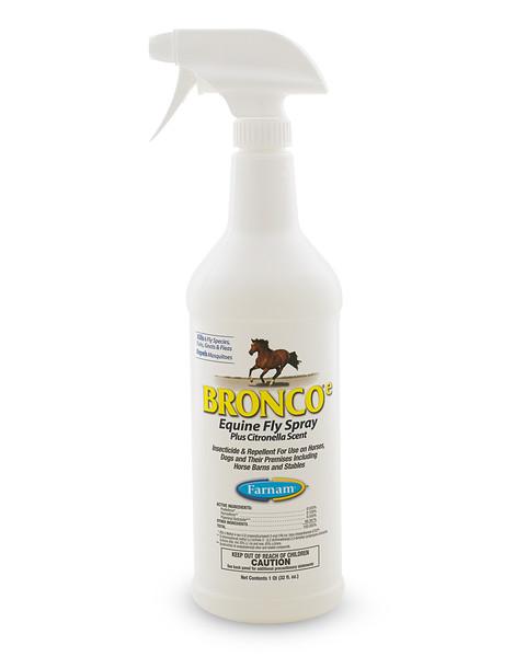 Farnam's Bronco fly spray
