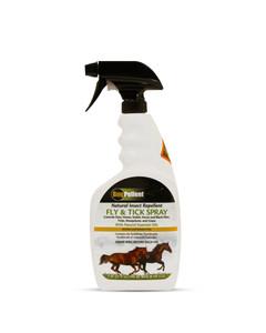 BugPellent Fly & Tick Spray