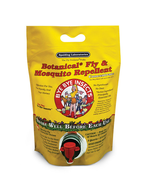 Bye Bye Insects botanical insect repellent