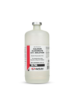 Calcium Gluconate 23% Solution