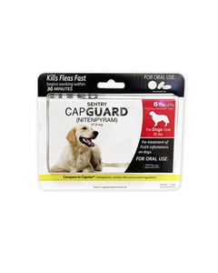 Capguard Flea Tablets from Sentry