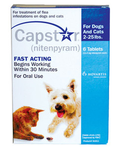 Capstar - 6 Dose