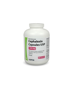 Cephalexin Caps for Horses