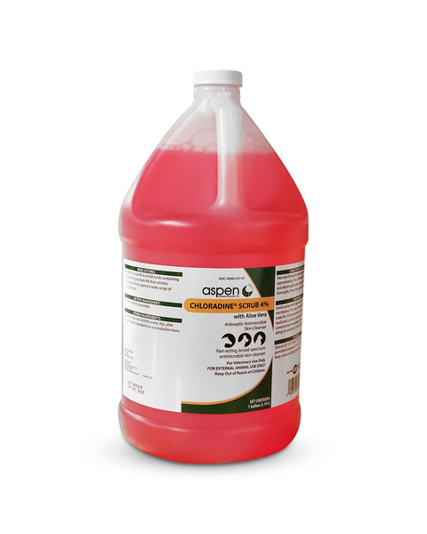 Chlorhexidine Scrub 4% (Generic)