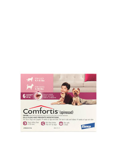 Comfortis Flea and Tick for Dogs