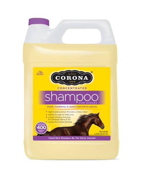 corona shampoo