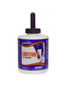 Kinetic Contender hoof dressing