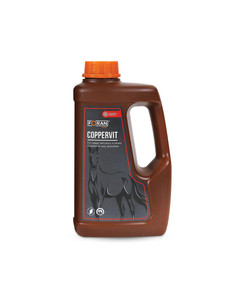 Coppervit equine supplement from Foran