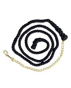 Cotton Lead with Chain