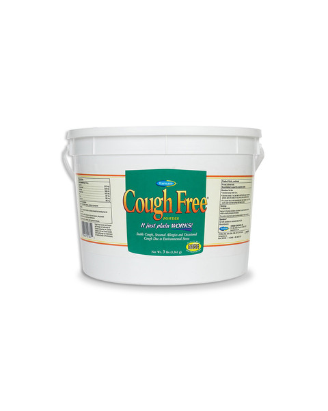 Cough Free Powder 3 lb