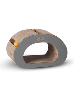 Creative Kitty Tunnel Scratcher 3-in-1 cat palace