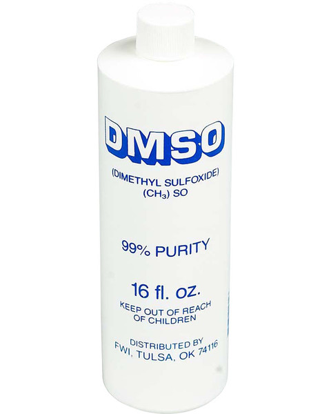 DMSO Solvent for horses