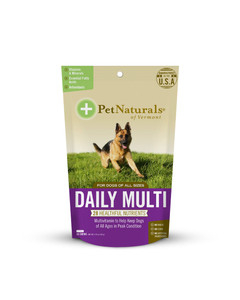Daily Multi Chews from Pet Naturals of Vermont
