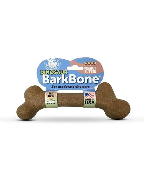 Dinosaur BarkBone Dog Toy