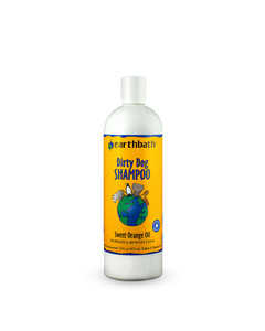 Dirty Dog Stain Removing Shampoo by Earthbath
