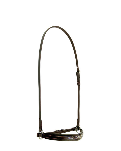 Drop Noseband for horses by Walsh