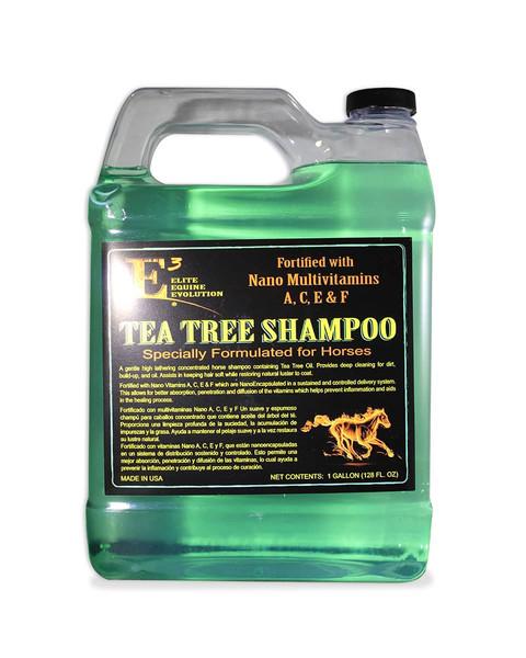 E3 Tea Tree Shampoo Gallon