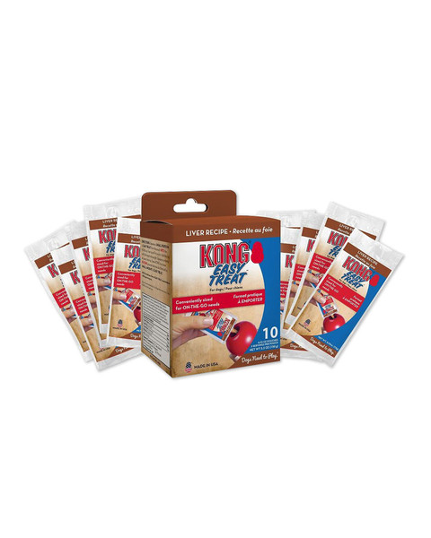 Kong Easy Treat To Go 10-Pack