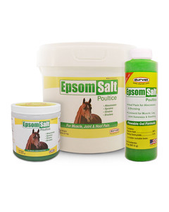 epsom salt poultice for horses