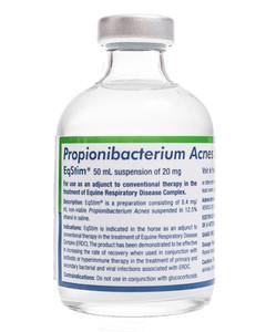EqStim for treatment of equine Respiratory Disease