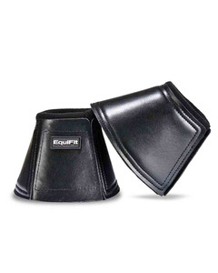 EquiFit Bell Boots Black