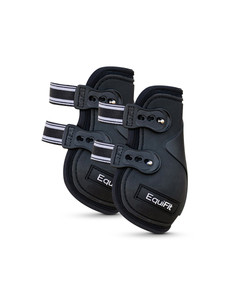 Equifit Prolete Hind Boots with Elastic Straps