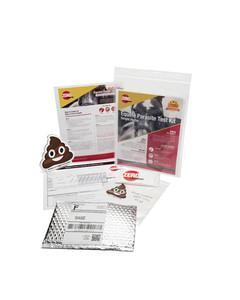 Equine Parasite Fecal Test Kit