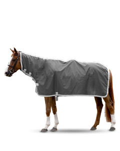 Extended Neck Lined Rain Sheet